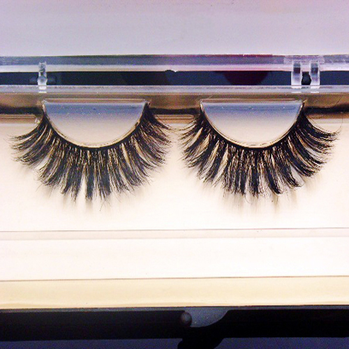 블랙피치Volume Up Mink Eyelash