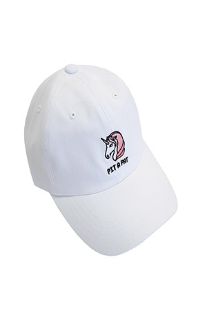 블랙피치PIT A PAT Unicorn Ball Cap