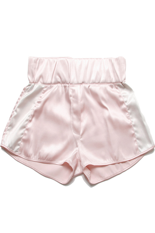 블랙피치[ASHANIE] Training Shorts (Pink)