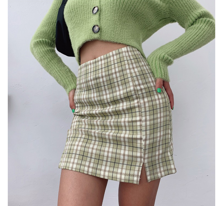 mini skirt model image-S1L37