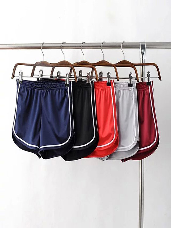 블랙피치(SALE) Dazzle Running Shorts ( 재입고 )